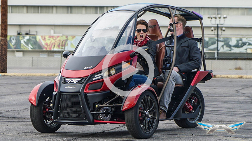 Arcimoto Company Overview Video